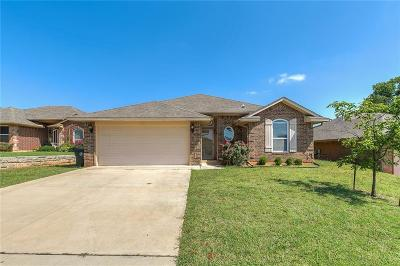 Choctaw Single Family Home For Sale: 10813 Turtlewood Drive