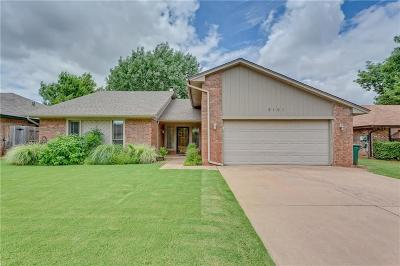 Edmond Single Family Home For Sale: 2101 Rushing Meadow