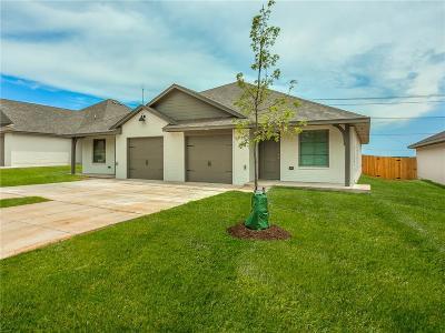 Oklahoma City Multi Family Home For Sale: 11512 Keystone Circle
