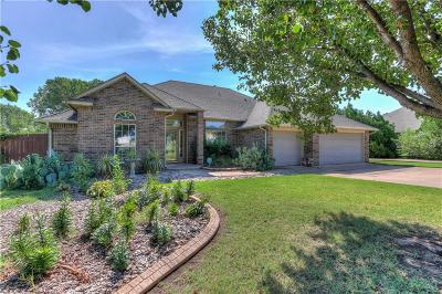 Yukon Single Family Home For Sale: 10300 Katy Line Court