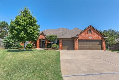 Canadian County, Oklahoma County Single Family Home For Sale: 10409 Kristina Pl