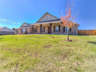 Guthrie Single Family Home For Sale: 12205 Autumn Brook