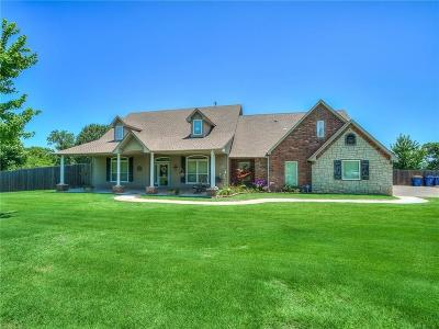 Choctaw Single Family Home For Sale: 726 N Choctaw Road