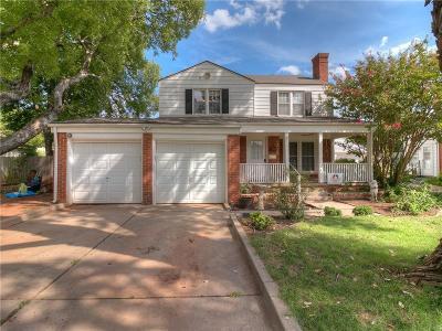 Oklahoma City Single Family Home For Sale: 3328 N Virginia Avenue