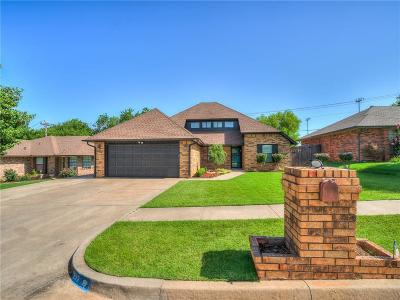 Oklahoma City Single Family Home For Sale: 1237 SW 126th Street