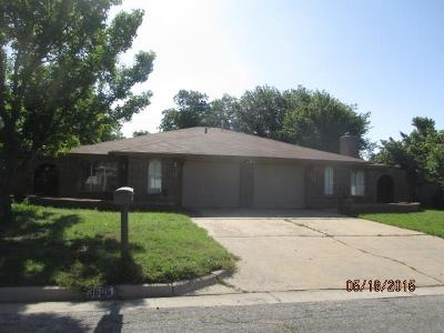 Oklahoma City Multi Family Home For Sale: 3604 Willow Springs Drive