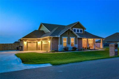 Norman Single Family Home For Sale: 18331 Stagecoach Trail