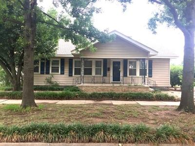 Oklahoma City Single Family Home For Sale: 1700 NW 21st Street