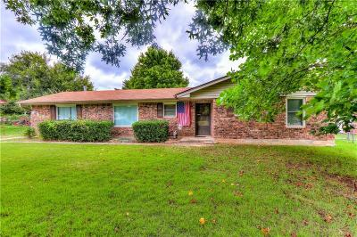 Choctaw Single Family Home For Sale: 950 S Anderson Road