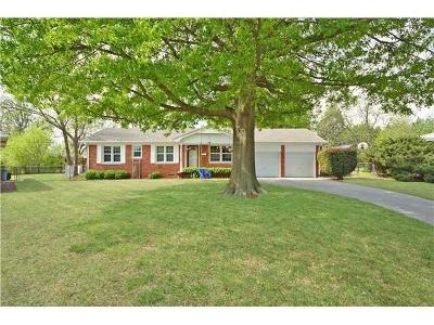 Warr Acres Single Family Home For Sale: 5232 NW 46th Drive