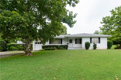 Lincoln County Single Family Home For Sale: 112 N Cleveland