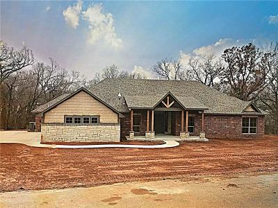 Blanchard Single Family Home For Sale: 2261 County Road 1314