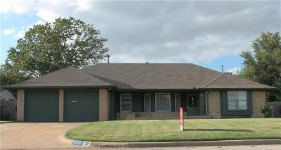 Oklahoma City Single Family Home For Sale: 5705 Lawson Lane