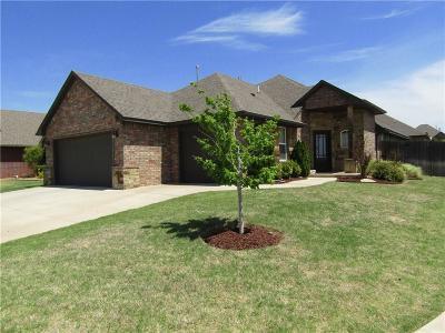 Edmond OK Single Family Home For Sale: $233,000