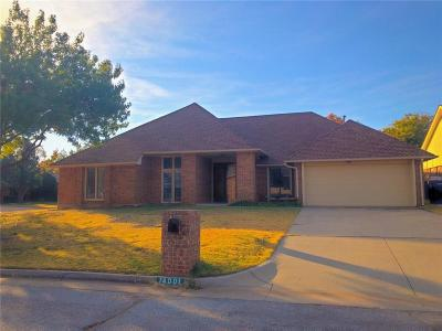Edmond Single Family Home For Sale: 14001 Apache Drive
