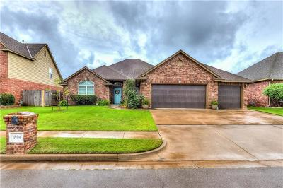 Edmond Single Family Home For Sale: 1804 164th Circle