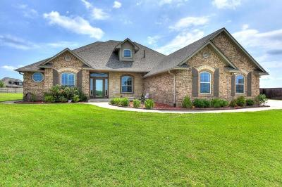 Oklahoma City Single Family Home For Sale: 6615 SE 163rd Court
