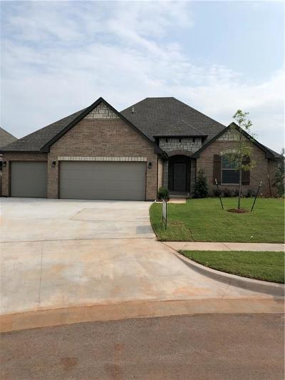 Edmond Single Family Home For Sale: 6404 NW 164th Circle