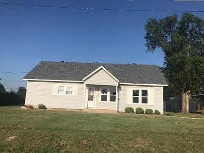 Corn OK Single Family Home For Sale: $69,900