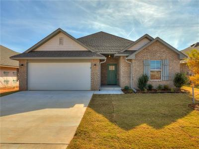 Oklahoma City Single Family Home For Sale: 8900 SW 41st Terrace