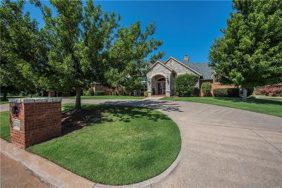 Edmond Single Family Home For Sale: 18701 Wolf Creek
