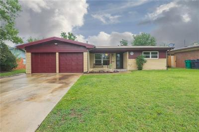 Oklahoma City Single Family Home For Sale: 4209 NW 43rd Place