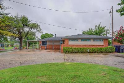 Oklahoma City Single Family Home For Sale: 904 W Hefner Road