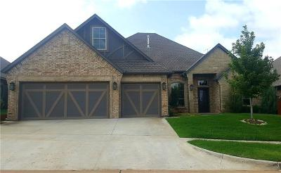 Oklahoma City Single Family Home For Sale: 5708 NW 116th Street