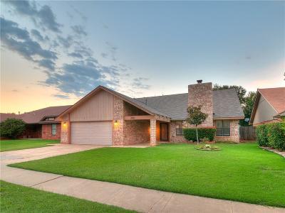 Edmond Single Family Home For Sale: 2901 Morgan Trail
