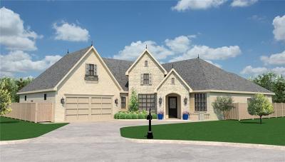 Lincoln County, Oklahoma County Single Family Home For Sale: 16424 La Crema Drive