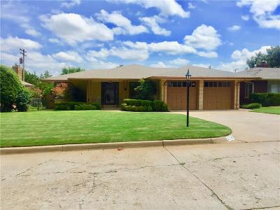 Oklahoma City Single Family Home For Sale: 2728 NW 32nd Street