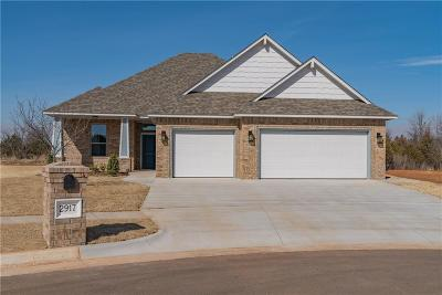 Yukon Single Family Home For Sale: 2917 Canyon Berry Lane