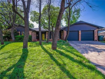 Edmond Single Family Home For Sale: 1425 Pine Oak Drive