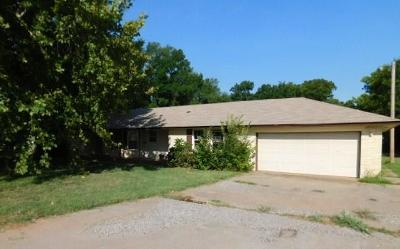 Tuttle Single Family Home For Sale: 3201 Stone Drive