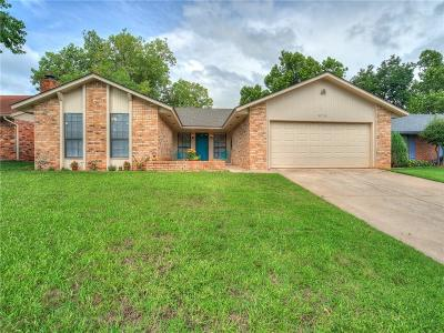 Oklahoma City Single Family Home For Sale: 8733 Raven Avenue