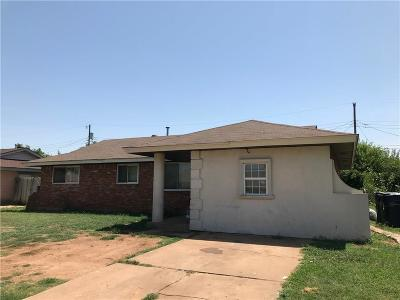 Oklahoma City Single Family Home For Sale: 2804 SW 79th Street