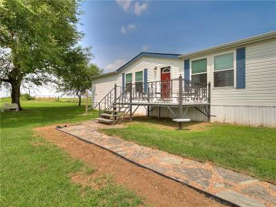 Tuttle Single Family Home For Sale: 1742 County Road 1260
