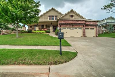Edmond Single Family Home For Sale: 617 Falling Sky Drive