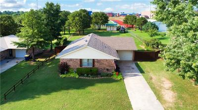 Choctaw Single Family Home For Sale: 14153 NE 5th Street