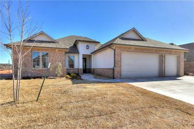 Edmond Single Family Home For Sale: 3132 Drake Crest Drive