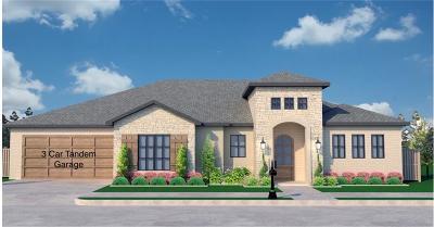 Edmond Single Family Home For Sale: 16413 Bordeaux Drive