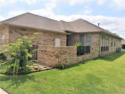 Oklahoma City Attached For Sale: 12511 Greenlea Chase