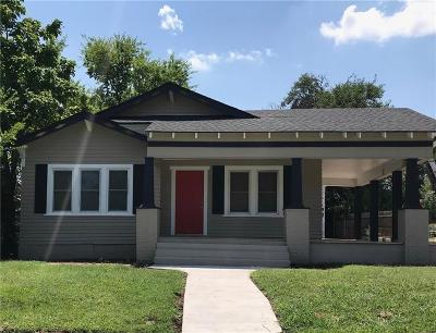 Oklahoma City Single Family Home For Sale: 722 NW 27th Street