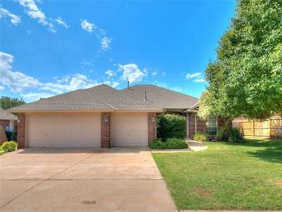 Edmond OK Single Family Home For Sale: $220,000