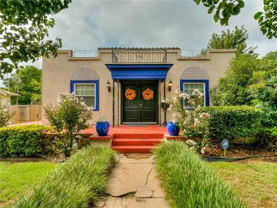 Oklahoma City Single Family Home For Sale: 2130 NW 19th