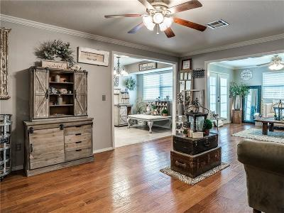 Moore Single Family Home For Sale: 1316 Sunrise Drive