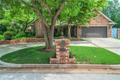 Oklahoma City Single Family Home For Sale: 13404 Creekside Drive