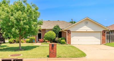Edmond Single Family Home For Sale: 549 NW 172nd Place
