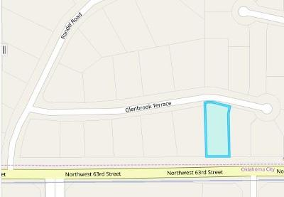 Nichols Hills Residential Lots & Land For Sale: 1526 Glenbrook Terrace