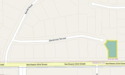 Nichols Hills Residential Lots & Land For Sale: 1520 Glenbrook Terrace